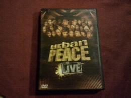 URBAN PEACE  LE DVD LIVE - Concert Et Musique