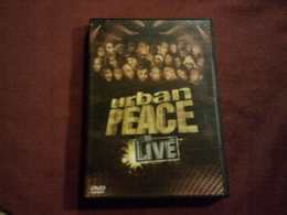 URBAN PEACE  LE DVD LIVE - Concert & Music