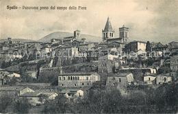 43199303 Spello Panorama Preso Dal Campo Della Fiera Spello - Unclassified