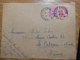 POSTE AUX ARMEES - Timbres à Date Et Flammes - Poststempel (Briefe)