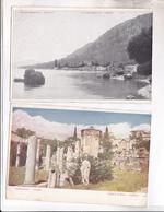 2 CPA GRECE, ATHENES Et CORFOU - Grèce