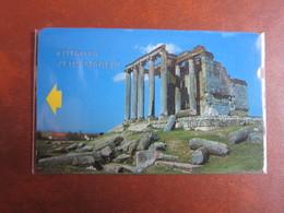 Alcatel Bell Phonecard,Zeus Temple - Türkei