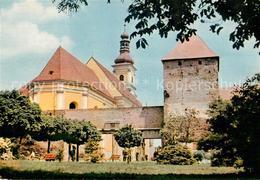 73210459 Trnava Bastion Turm Kirche Trnava - Eslovaquia