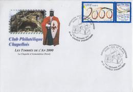 Enveloppe   FRANCE    Exposition  Philatélique  Régionale    LA  CHAPELLE  D' ARMENTIERES    1999 - Philatelic Exhibitions