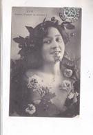 CPA   FEMME, ETE En 1905! - Femmes