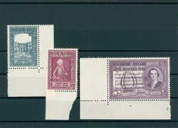 BELGIEN 1956 Nr 1036-1038 Postfrisch (400127) - Belgien