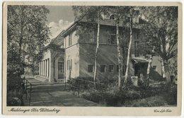Mühlanger - Wittenberg