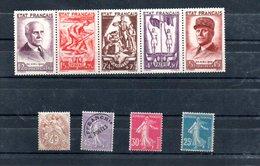 Lot De Timbres **. Côte 182 Euros. A Saisir !!! - Stamps