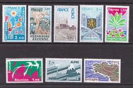 N ° 1914 à 1921  Régions: Série En Timbres  Neuf Impeccable 8 Val - Nuevos