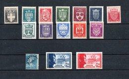 Lot De Timbres **. Côte 505 Euros. A Saisir !!! - Stamps