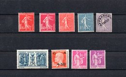 Lot De Timbres **. Côte 302 Euros. A Saisir !!! - Stamps