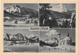 SEEFELD  I. Tirol - 1959 - Seefeld