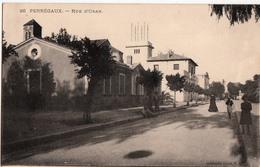 PERREGAUX-RUE D'ORAN - Algeria