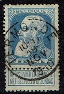 76  Obl  Termonde - 1905 Breiter Bart