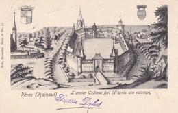 120 Reves L Ancien Chateau Fort D Apres Une Estampe - Otros