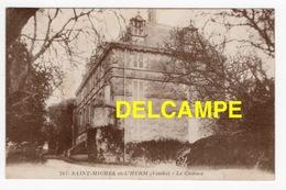 DD / 85 VENDÉE / SAINT MICHEL EN L' HERM / LE CHÂTEAU / 1920 - Saint Michel En L'Herm
