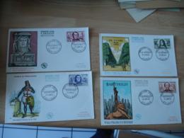 1959 Lot De 23 Fdc Enveloppe 1 Ere Jour - 1950-1959