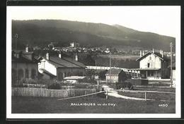 AK Ballaigues, Panorama Vu Du Day - VD Vaud