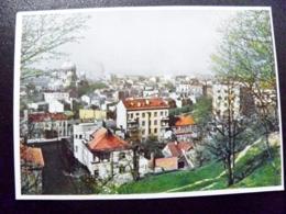 Card Carte Karte Lithuania Kaunas 1956 Panorama - Litouwen