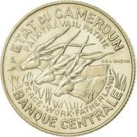 Monnaie, Cameroun, 100 Francs, 1966, Paris, ESSAI, FDC, Nickel, KM:E11 - Cameroun