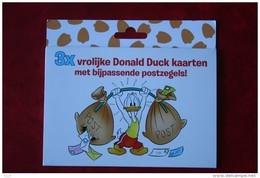 POSTBOX 2 NVPH 2562-D-2 Postbox 2 Donald Duck Disney 2009 POSTFRIS MNH ** NEDERLAND NIEDERLANDE / NETHERLANDS - Private Stamps
