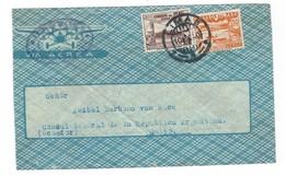 COVER CORREO AEREO PERU - LIMA - CONSUL GENERAL REPUBLICA ARGENTINA - QUITO - EQUATOR - 1940. - Peru