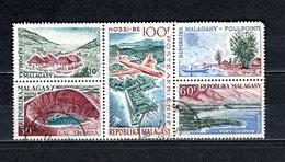 MADAGASCAR   BLOC  N° 1  OBLITERE   COTE 6.00€  EXPOSITION PHILATELIQUE  VOIR DESCRIPTION - Madagascar (1960-...)