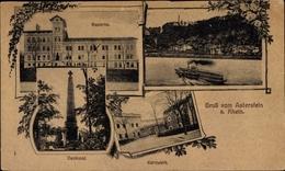 Cp Asterstein Koblenz Am Rhein, Kaserne, Denkmal, Kernwerk, Panorama Vom Ort - Allemagne