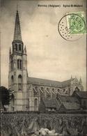Cp Geluwe Wervik Westflandern, Eglise St-Medard - Bélgica