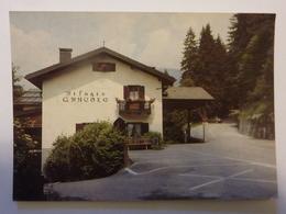 """Cartolina """"Rifugio CRUCOLO Scurelle ( TN )"""" 2003 - Zonder Classificatie"""