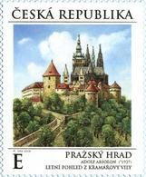 ** 1027 - 8 Czech Republic Prague Castle In Seasons Of The Year 2019 - Czech Republic
