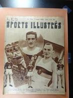 Les Sports Illustrés 1935 N°724 Cross De Stockel Football Honorez Seynaeve Van Hauwaert Boxe 6,jours D'Anvers Roth Cande - Deportes