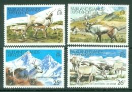Falkland Islands Dep: 1982   Reindeer       MH - Falkland Islands
