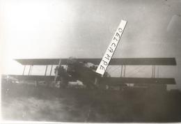 PHOTO AVION LIORé ET OLIVIER LEO 20 12X8CM - Aviazione