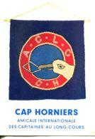 N°55697 GF -cpsm Cap Horniers Amicale Internationale Des Capitaines Au Long Cours - Cargos