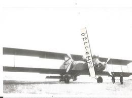 PHOTO AVION LIORé ET OLIVIER LEO 287 BIS ? 10X7CM - Aviation