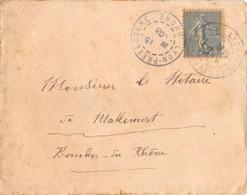 1903 LYON – MALLEMORT 15-485 - 1877-1920: Semi-Moderne