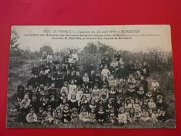 BORDEAUX CAUSERIE DU 20 AVRIL 1914 - Bordeaux