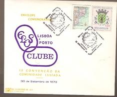 Portugal & FDC Mozambique Overseas, IX Lusiada Community Convention, Lourenço Marques 1973 (9964) - Other