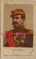 Format CDV-guerre De 1870-Général Charles Denis BOURBAKI 1816-1897-Librairie Universelle D'alfred Duquesne à Paris - Vieux Papiers