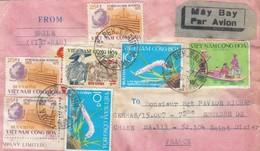 LETTRE.  VIET-NAM - Vietnam