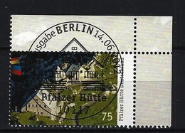 BUND Mi-Nr. 2940 Eckrandstück Rechts Oben Gestempelt - BRD