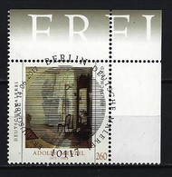 BUND Mi-Nr. 2937 Eckrandstück Rechts Oben Gestempelt - BRD