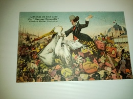 A1:CARNAVAL DE NICE Lot De 6 Cartes - Postkaarten