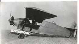 PHOTO AVION POTEZ 63 ? 17X10CM  ARCHIVE ECPA   17X10CM - Aviation