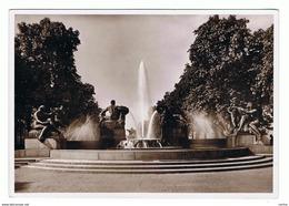 TORINO:  FONTANA  ANGELICA  -  PER  LA  SVIZZERA  -  FOTO  -  FG - Parcs & Jardins