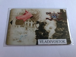 Russia Vladivostok Rarer Card - Rusia