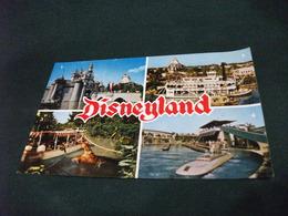 PICCOLO FORMATO DISNEYLAND THE MAGIC KINGDOM  CASTLE MARK TWAIN JUNGLE CRUISE SUBMARINE RIDE - Disneyland