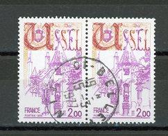 FRANCE - USSEL - N° Yvert 1872 Obli. RONDE DE BELLEY DE 1977 - France