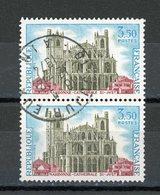 FRANCE - ST JUST - N° Yvert 1713 Obli. RONDE DE JUJURIEUX DE 1974 - France